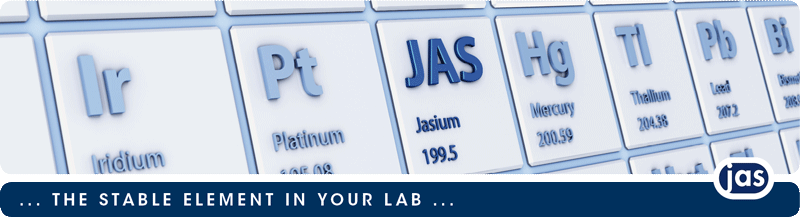 JAS - The Stable Element in Your Lab